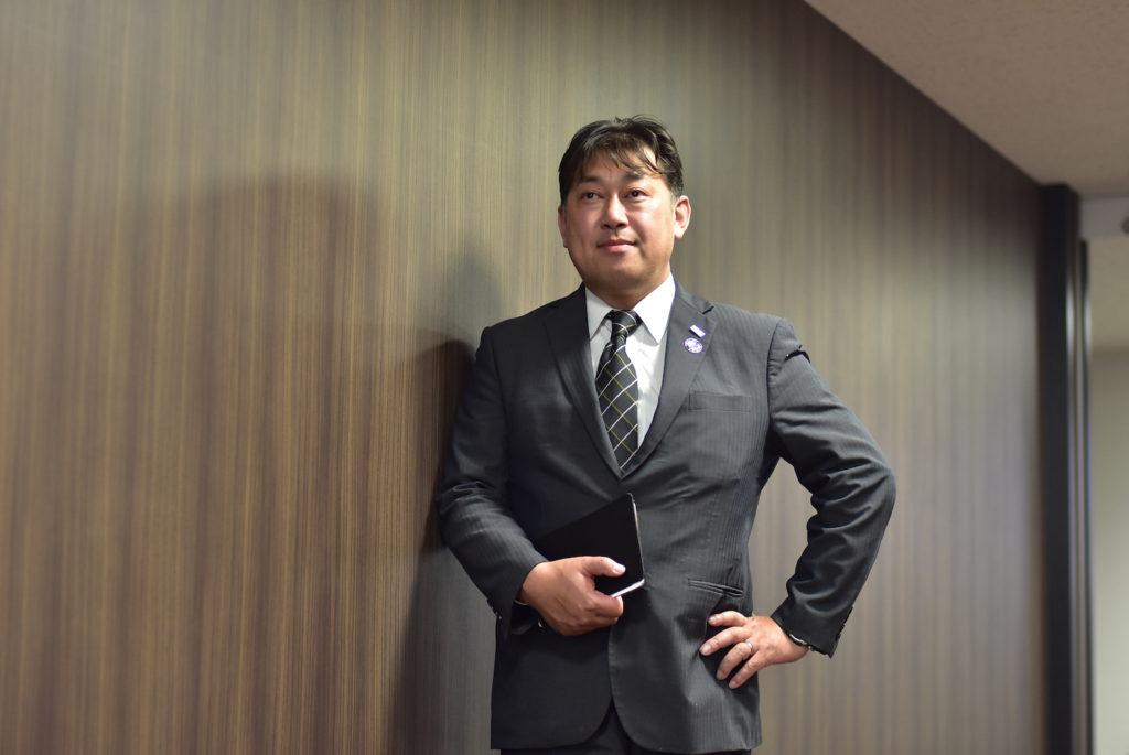 北海道健誠社の伊藤さん